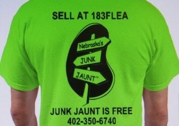 Rent Free Spots for Nebraska Junk Jaunt!